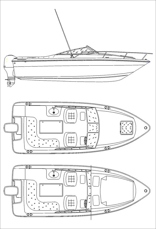 постройка катера ВС-636